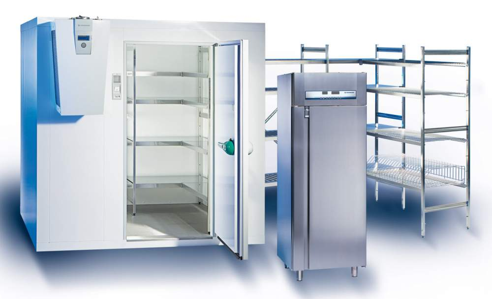 Промышленное торговое холодильное оборудование